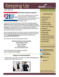 Jan March Newsletter